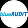 BlueAuditOval